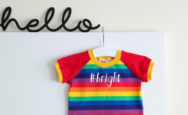 #bright baby / children's t-shirts