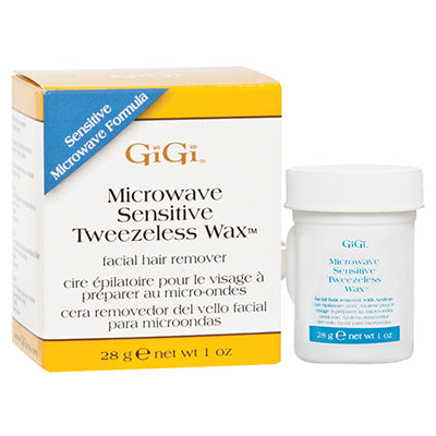 GiGi - Microwave Tweezeless Wax