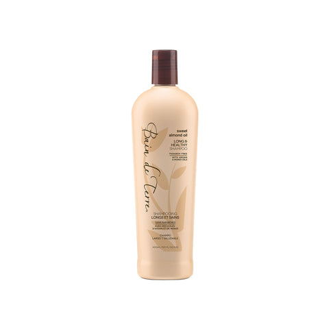 Bain De Terre - Sweet Almond Oil Long & Healthy Shampoo