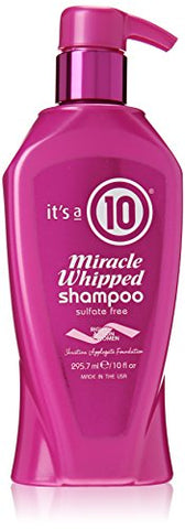 It's a 10 - Miracle Whipped Shampoo