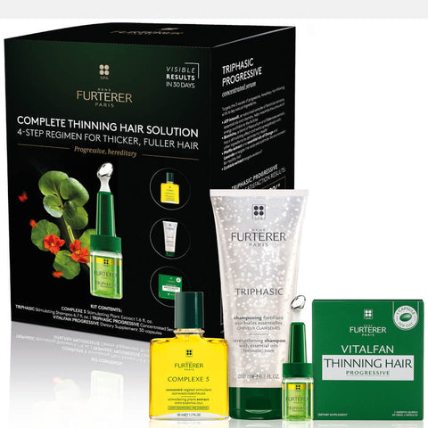 Rene Furterer - Progressive Thinning Hair Solution