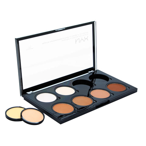 NYX Professional Makeup - Highlight & Contour Pro Palette