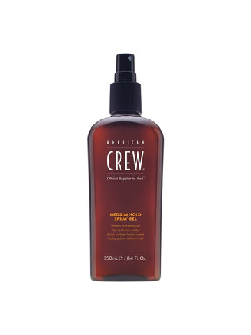 American Crew - Medium Hold Spray Gel