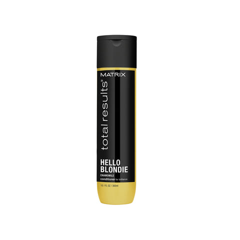 Matrix - Total Results Hello Blondie Conditioner