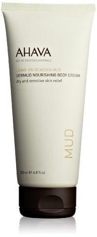 Ahava - Leave on Deadsea Mud - Dermud Nourishing Body Cream