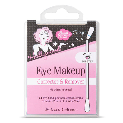 Hollywood - Eye Makeup Corrector and Remover
