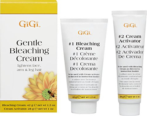 GiGi - Gentle Bleaching Cream