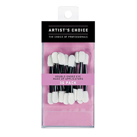 Artist's Choice - Double Ended Eye Shadow Applicators, Pound