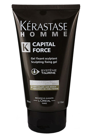 Kérastase - Homme Capital Force Ultra-Fixing Densifying Gel