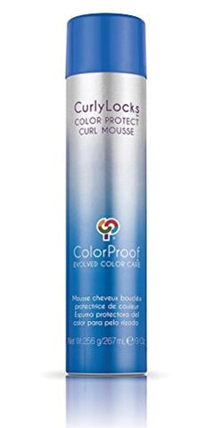 ColorProof - CurlyLocks ColorProof - or Protect Curl Mousse