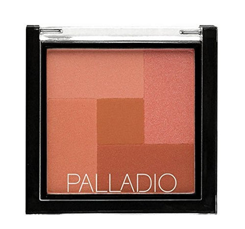 Palladio - 2-In-1 Mosaic Powder Blush & Bronzer