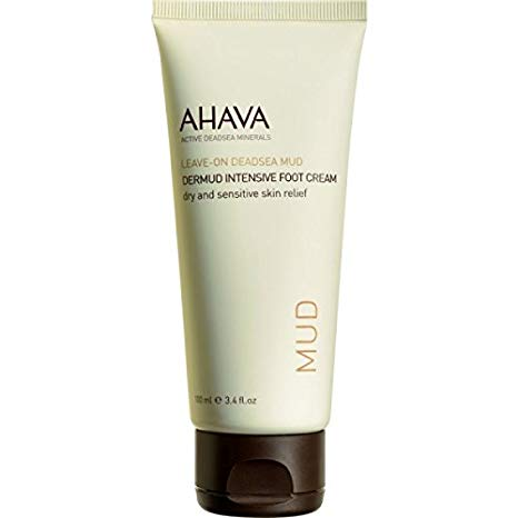 Ahava - Leave-on Deadsea Mud - Dermud Intensive Foot Cream