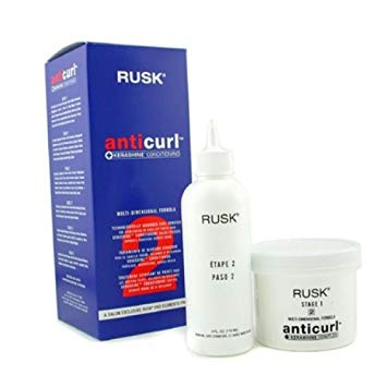 Rusk - Keratin Anti Curl Kerashine Conditioning 2