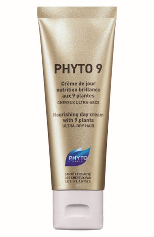 Phyto - 9 Nourishing Day Cream with 9 Plants (Ultra Dry Hair)