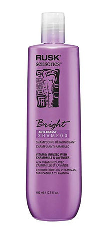 Rusk - Sensories Bright Anti-Brassy Shampoo