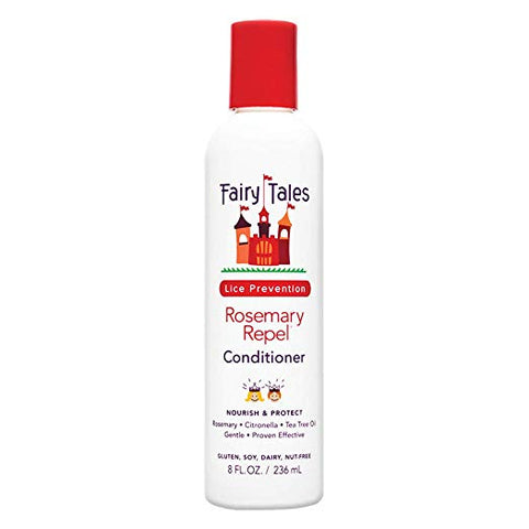 Fairy Tales - Rosemary Repel Daily Kid Conditioner