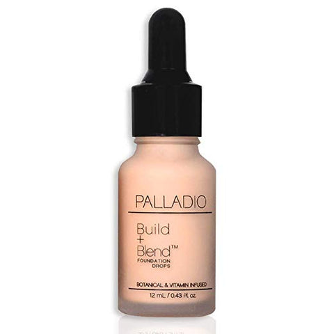 Palladio - Build + Blend Foundation Drops