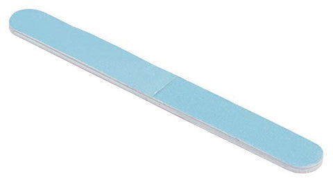 Diane - 4-in-1 Nail File 80/100/180/240 grit - Blue/Pink