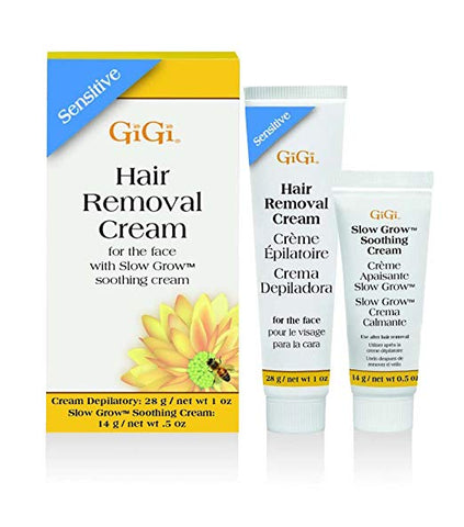 GiGi - Hair Removal Cream for Face