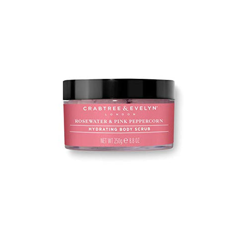 Crabtree & Evelyn - Body Scrub Rosewater & Pink