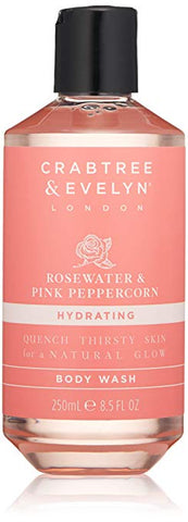 Crabtree & Evelyn - Rosewater & Pink Peppercorn Body Wash