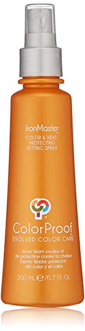 ColorProof - IronMaster Color & Heat Protecting Setting Spray
