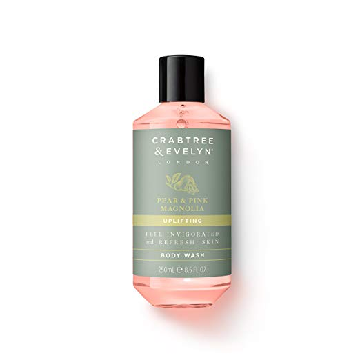 Crabtree and Evelyn - Pear & Pink Body Wash