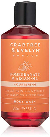 Crabtree & Evelyn - Pomegranate & Argan Oil Nourishing Body Wash