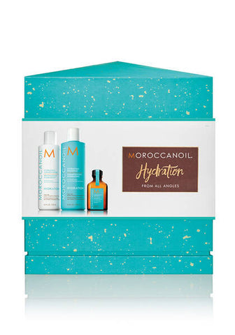 Moroccanoil - Hydration From All Angles Holiday Gift Set