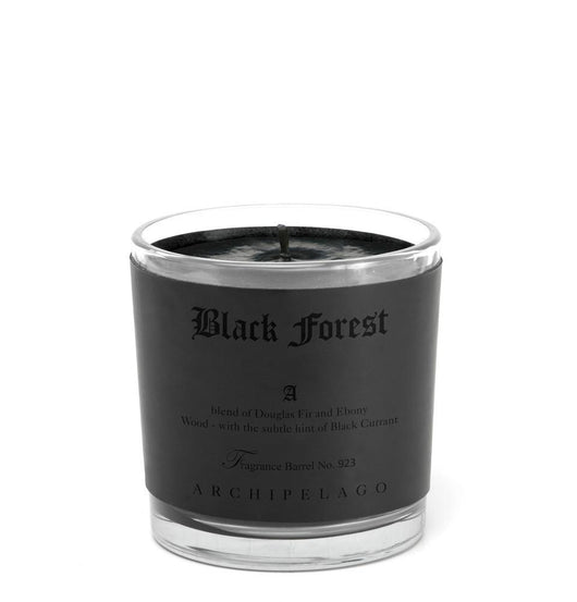 Archipelago Botanicals - Black Forest Letter Press Candle