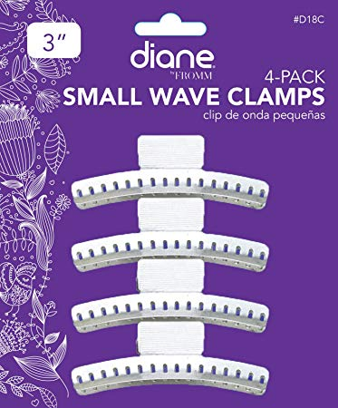 Diane - Small Wave Clamps