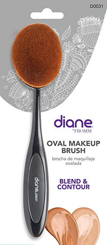 Diane - Oval MakeUp Brush