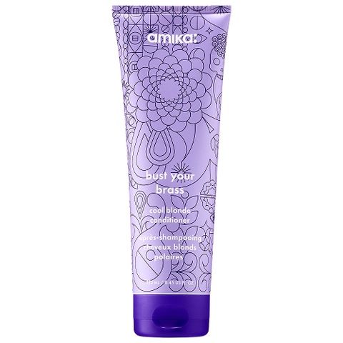 Amika - Bust Your Brass Cool Blonde Conditioner