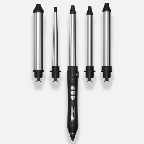 Amika - The Chameleon 5 Barrel Interchangeable Curling Kit