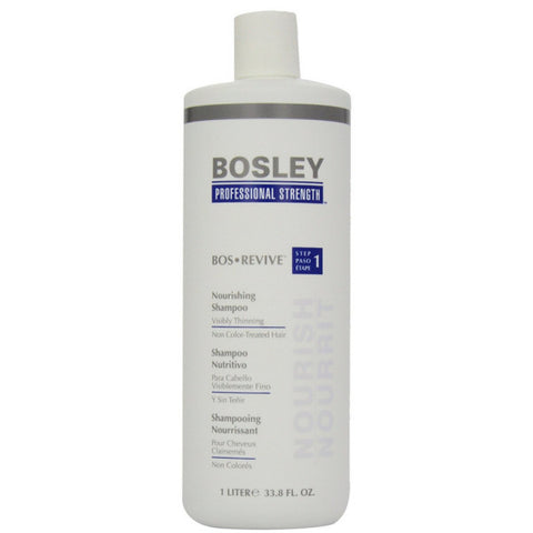 Bosley - Nourishing Revive Shampoo Non Color Treated