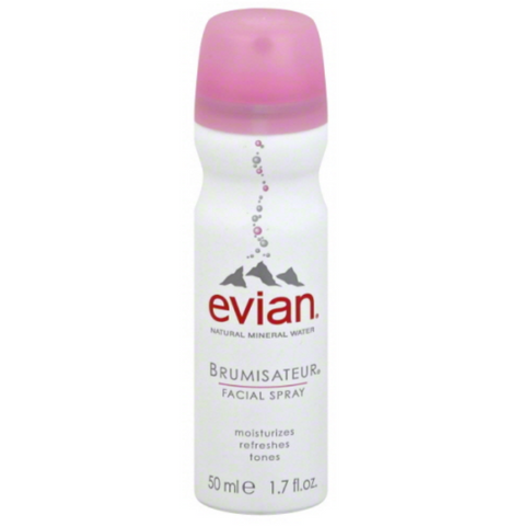 Evian - Mineral Water Facial Spray