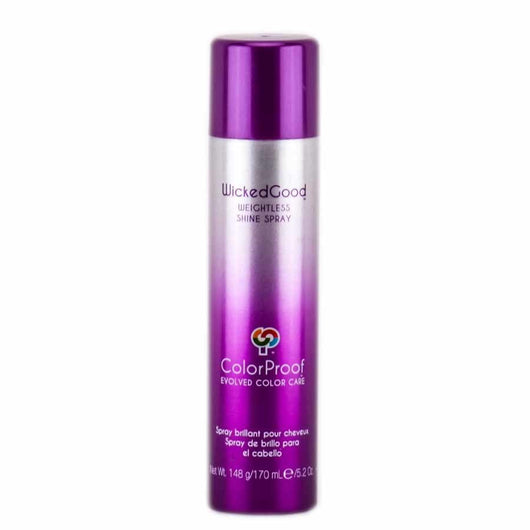 ColorProof - Evolved ColorProof - or Care WikedGood Weightless Shine Spray