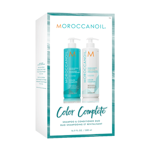 Moroccanoil - Color Complete Shampoo & Conditioner Duo