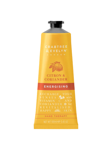 Crabtree & Evelyn - Citron & Coriander - Hand Therapy