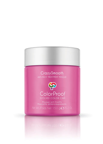 ColorProof - CrazySmooth Anti-Frizz Treatment Masque