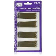 Diane - Curved Bobby Pins 2 1/2""