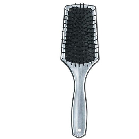 Diane - Silver Paddle Brush