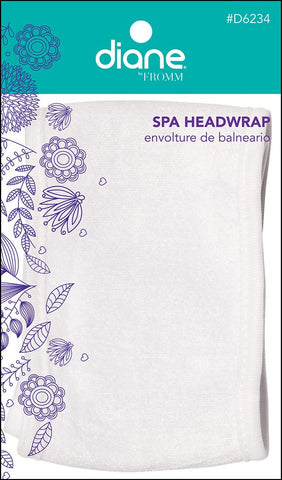 Diane - Spa Headwrap