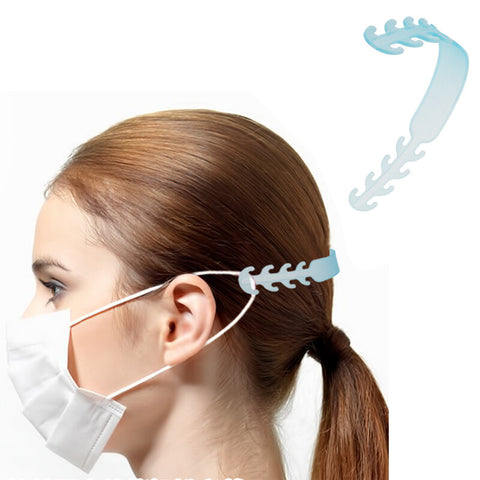 Facial Mask Extension Strap - Square
