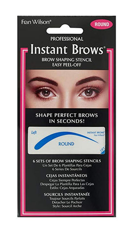 Fran Wilson - Instant Brows - Brow Shaping Stencil