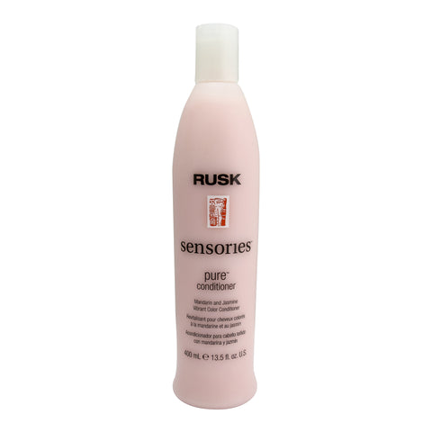 Rusk - Sensories Pure Mandarin & Jasmine Vibrant Color Conditioner