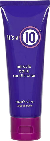 It's a 10 - Miracle Daily Conditioner