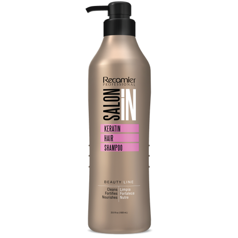 Salon In - Beauty Line - Keratin Hair Shampoo