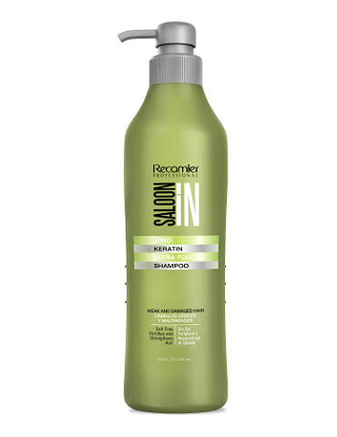 Salon In - Keratin Ultra Force Shampoo