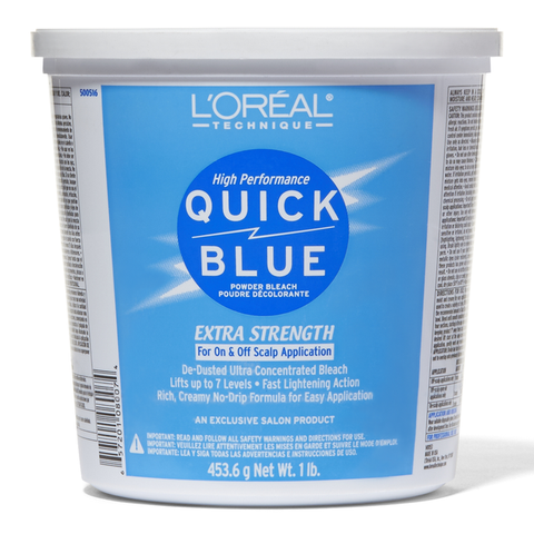 L'Oréal - Quick Blue High Performance Powder Bleach